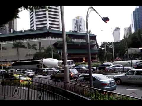 Video taken at Orchard Road with Omnia Pro B7610 in resolution of 720x480