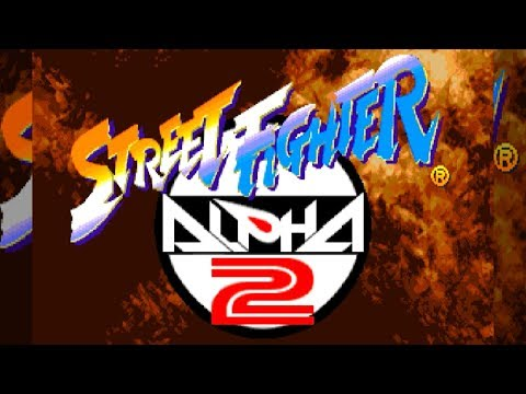 Akuma Training - STREET FIGHTER ALPHA2