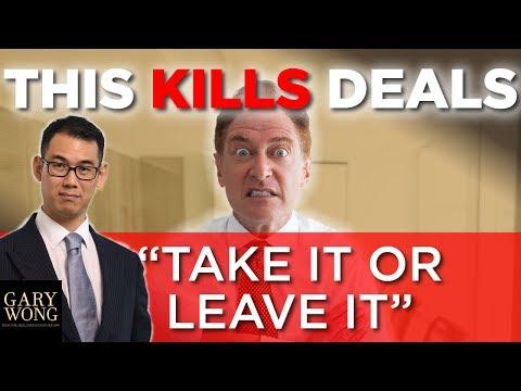 Home Inspection Bully | How Realtors Kill Deals