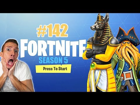 🔴 LIVE: ICH TESTE DIE SEASON 5#142 Fortnite Battle Royal [Deutsch/German]