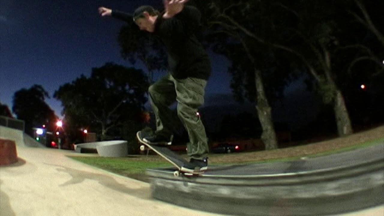 Quick Clips # 5 - Luke Pfitzner Camera Test clip