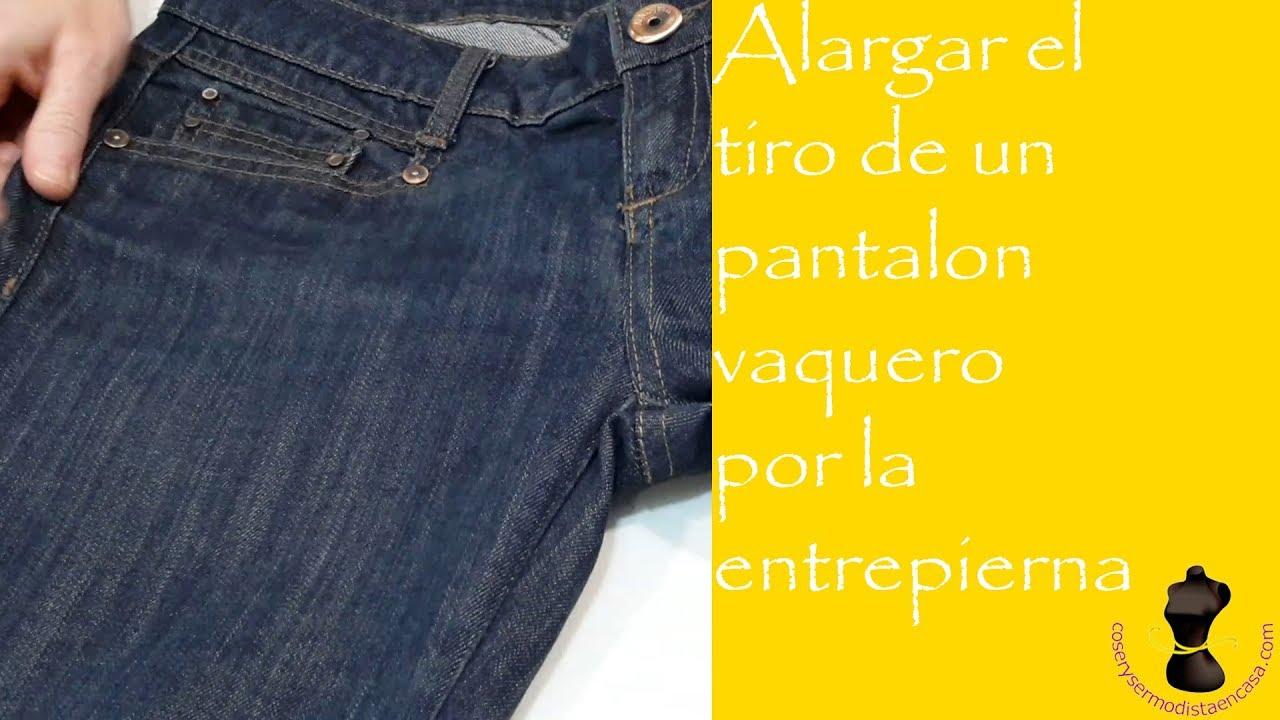 Diy Transforma Tus Pantalones De Cintura Baja A Cintura Alta Youtube
