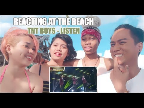 """[SINGERS REACT] TNT Boys Perform Beyonce's """"Listen"""" At President's Star Charity In Singapore"""