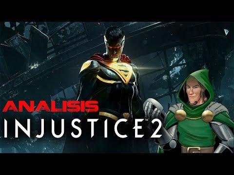INJUSTICE 2 ANALISIS