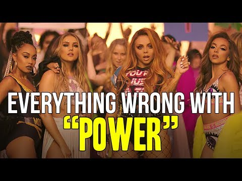 "Everything Wrong With Little Mix - ""Power"""