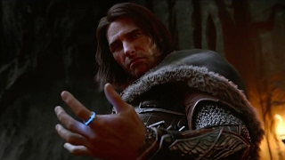Middle-earth Shadow of War Cinematic Announcement Trailer