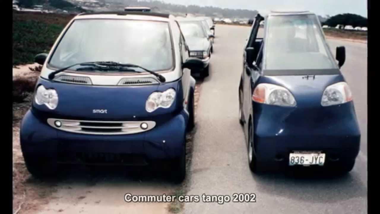 1665 Commuter Cars Tango 2002 Prototype Car Youtube