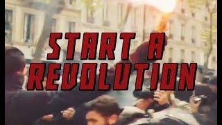 Смотреть клип Digital Punk & Max Enforcer - Start The Revolution