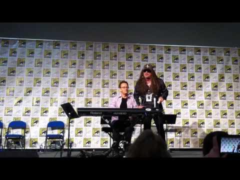 SDCC 2016 Animaniacs Live! - Wakko's America