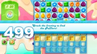 Candy Crush Jelly Saga Level 499 (3 star, No boosters)