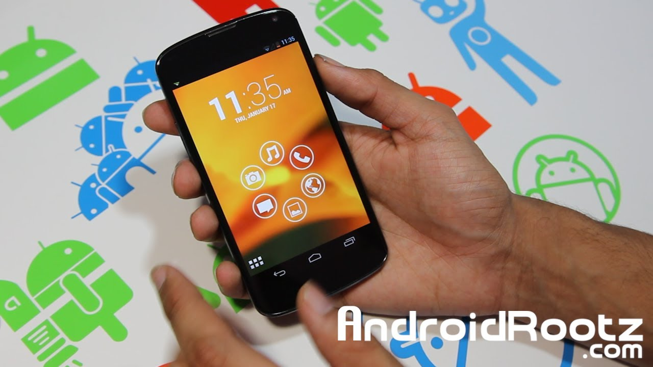 Smart Launcher Review For Android! - Simple, Fast, & Sleek!