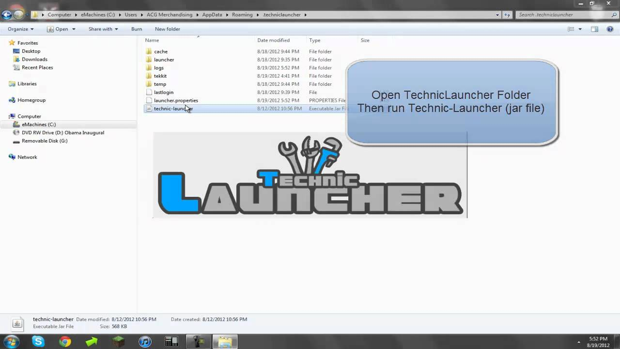 technic downloads