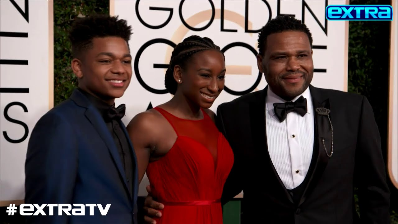 Anthony Anderson Says He Does the Cooking on Thanksgiving, Plus: How He's Giving Back