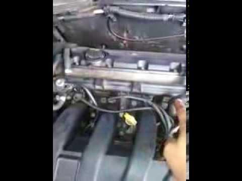 Citroen Xsara Glx 1 8 16v Assobiando Motor