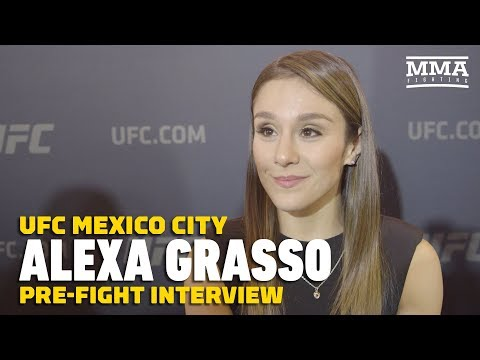 Video: Alexa Grasso talks 'key' changes that have attributed to recent success