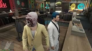 gta v online asesinos de halloween nueva moto