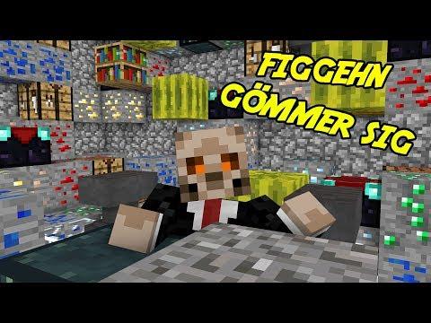 FIGGEHN GÖMMER SIG   Minecraft Blocked In Combat