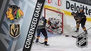 02/13/18 Condensed Game: Blackhawks @ Golden Knights