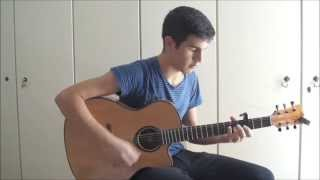 Lady gaga-applause(acoustic guitar ...