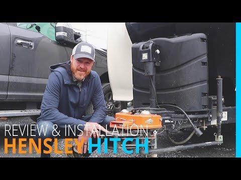 HENSLEY HITCH HOOK-UP, REVIEW & INSTALL (KYD HOW TO SERIES)