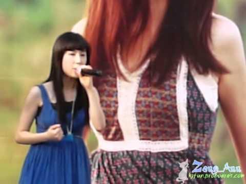2010.03.20 Park Paragon Fan Meeting - Zhang Li Yin - Moving On Fancam
