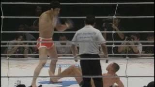 PRIDE.8 桜庭和志 vs ホイラー・グレイシー