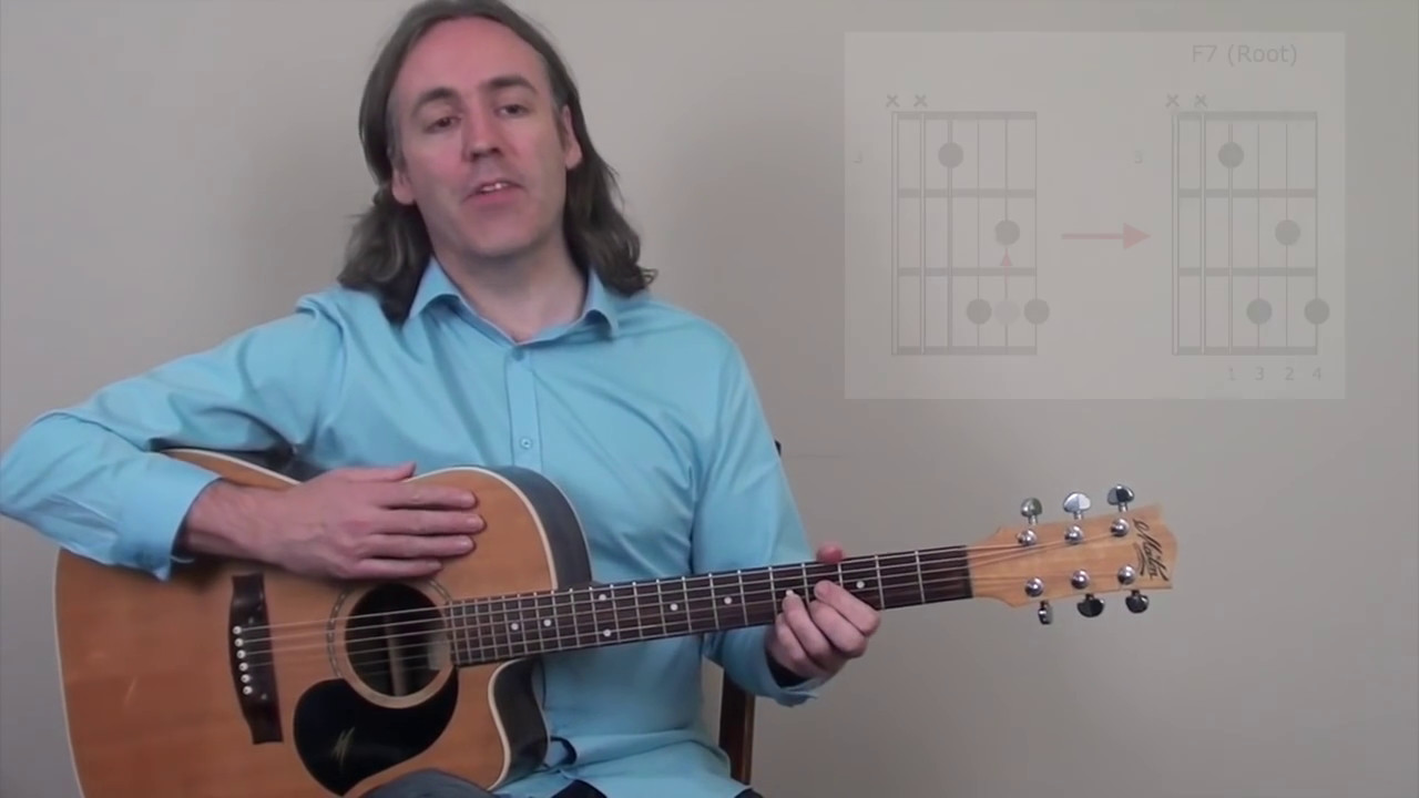 Easy To Play Advanced Sounding Chords For Guitar Youtube