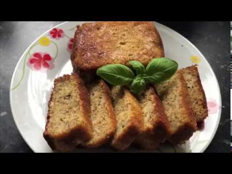 Quick and simple banana bread