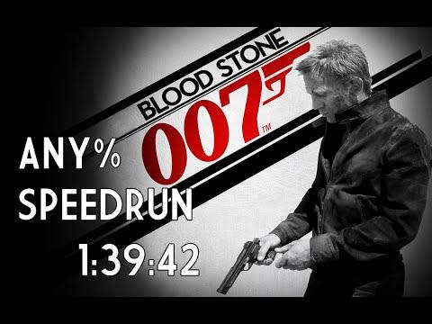 James Bond 007: Blood Stone Any% Speedrun in 1:39:42