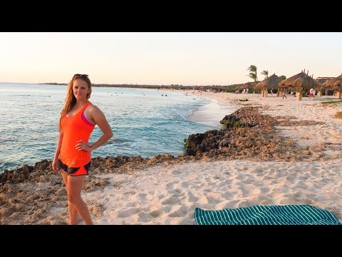 Aruba Travel Diary | Snorkeling Arashi Beach