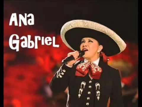 labelladurmiente Ana Gabriel Rancheras Inolvidables