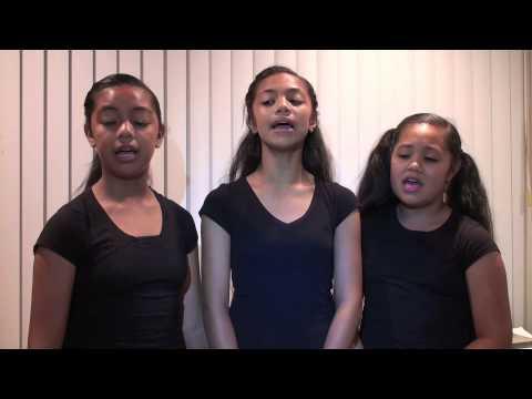 Tonga Sisters - Lau Eni Koe Tofi'a & Faka'ofa Kiate Au For Grandpa Sefo