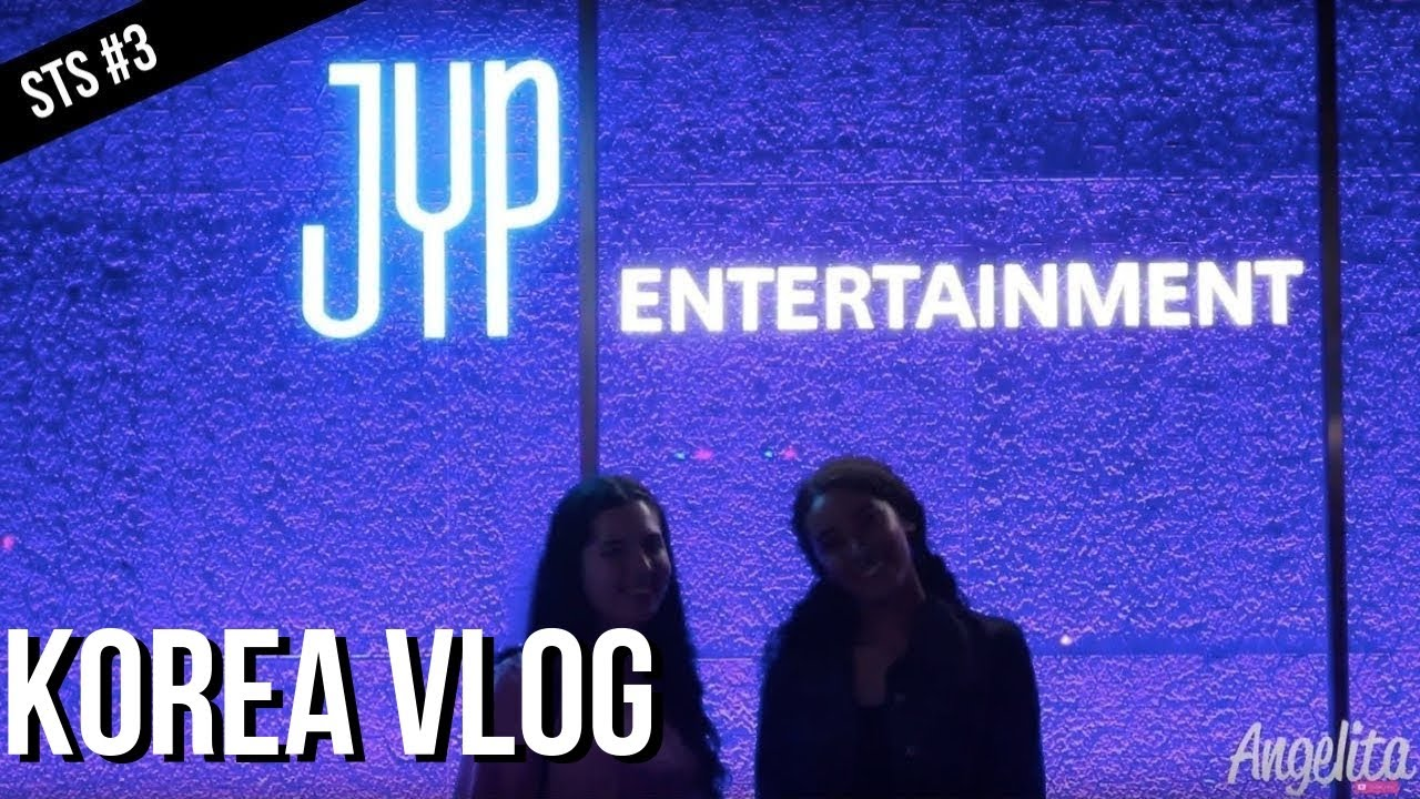 Soul Cup Cafe @ JYP Entertainment (New Building) #SanJuanToSeoul EP. 3 (South Korea Vlog)
