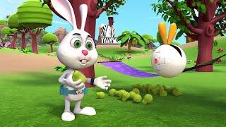 Akıllı Tavşan Momo 47. Bölüm - Festivalde Gizem