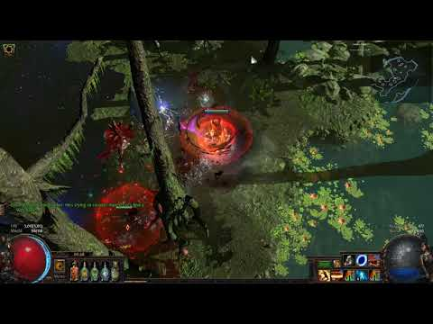 VoidForge Crit Champion | Shaper run with Cyclone : pathofexile