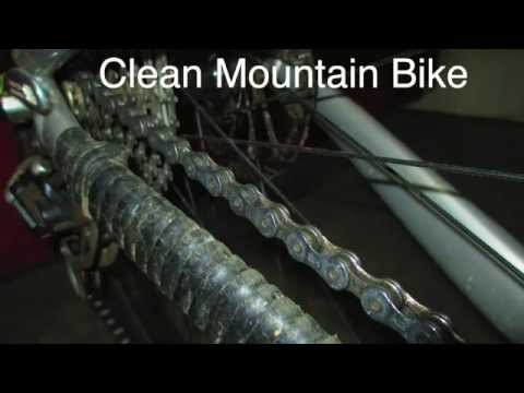 How to Clean and Lube a Bicycle Chain