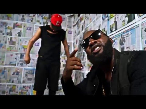 LOOSE KAYNON - GO HARD ft. ICE PRINCE & MILLI | OFFICIAL VIDEO | THE GEMINI PROJECT