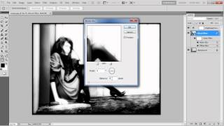 How to create a Ghost Effect in Photoshop