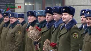 Военное обозрение (05.02.2019) Выпуск военных финансистов