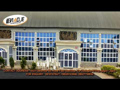 ILEVIAOJE EVENT CENTRE IN LAGOS NIGERIA