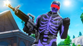 NO Aiming Challenge in Fortnite... (i cried)