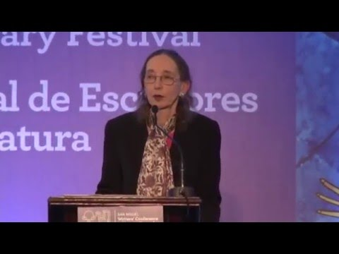 Clip from the 2016 SMWC: JOYCE CAROL OATES