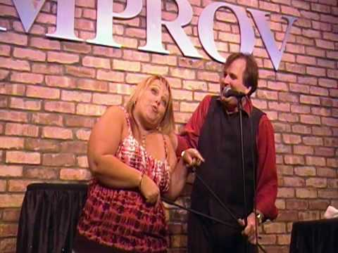 Improv Comedy Club Kansas City with Dan Horn & Cheryl Miller