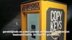 KeyMe Locksmith In Box