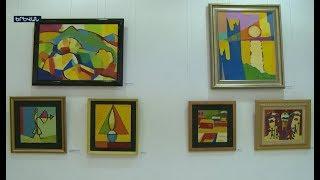 Կարեն Սմբատյանի ցուցահանդեսը նկարիչների միության տանը