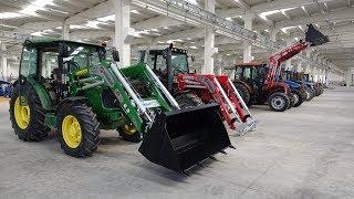 Traktör Ön Yükleyici Fabrikası (Alparslan Tarım)