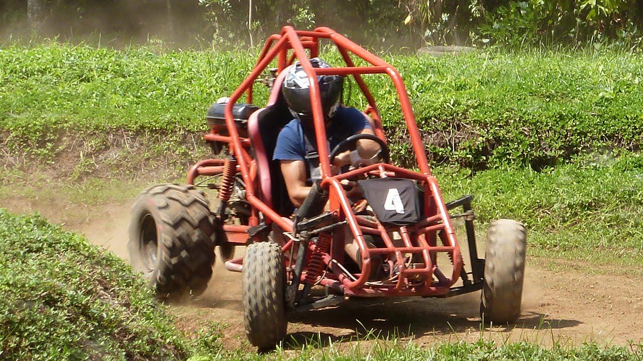 Dune Buggy Racing In Bali