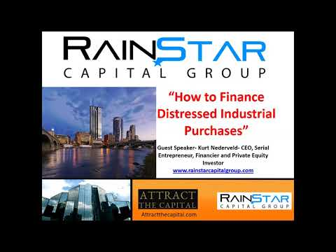 How to Finance Distressed Industrial Purchases