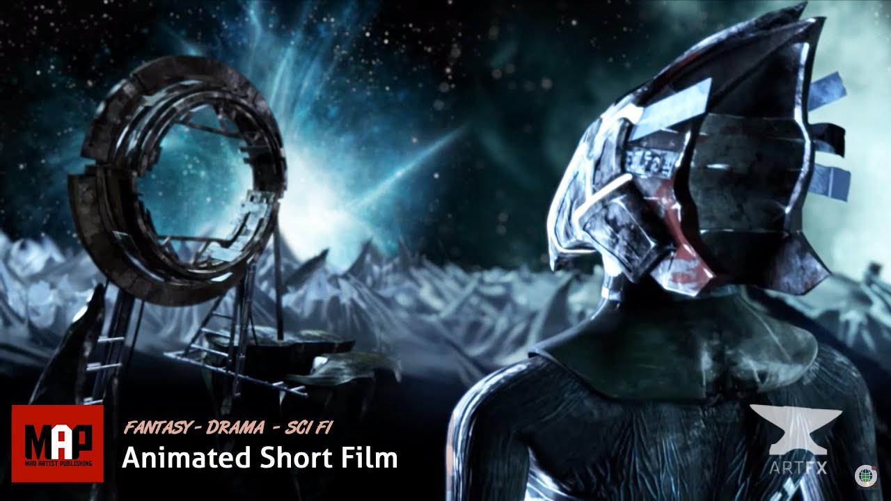 Download Stunning Sci-Fi CGI 3D Animated Short flim ** BROKEN ** Cyberpunk Fantasy Animation by ArtFX Team