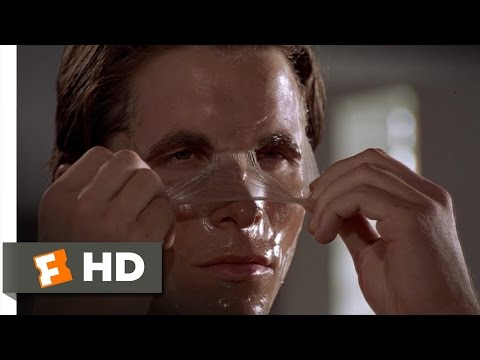 Morning Routine  American Psycho 112 Movie  2000 HD